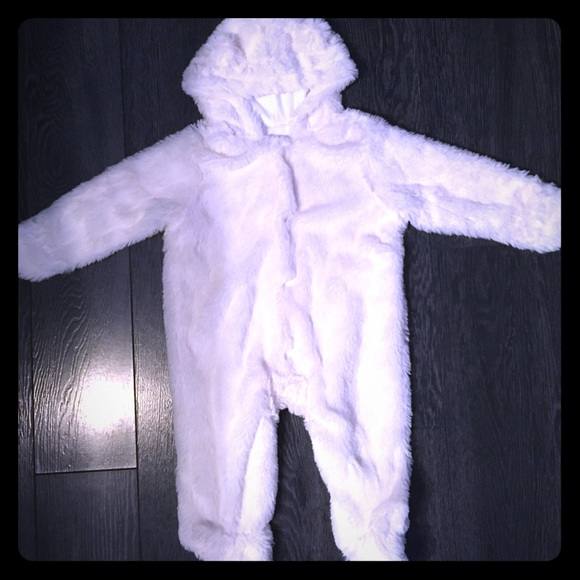 Baby unisex warm onsie/snuggly. New without tags.